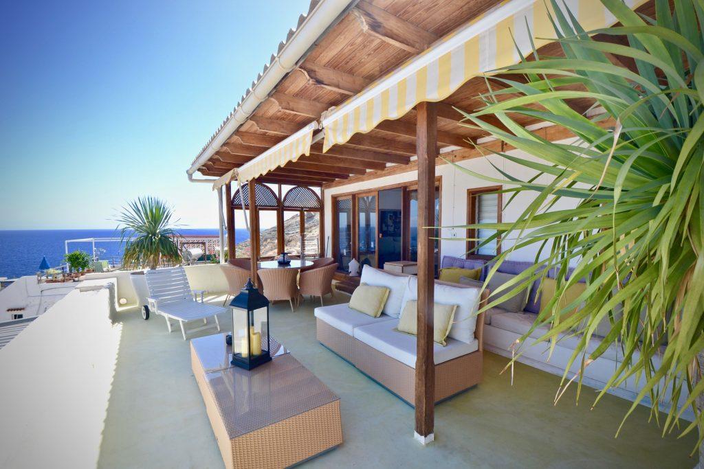 Casa Concha 2 apartment rental holidays mogan