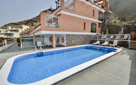 Paraiso 6 Playa de Mogan swimming pool Holiday rentals Ask about Mogan